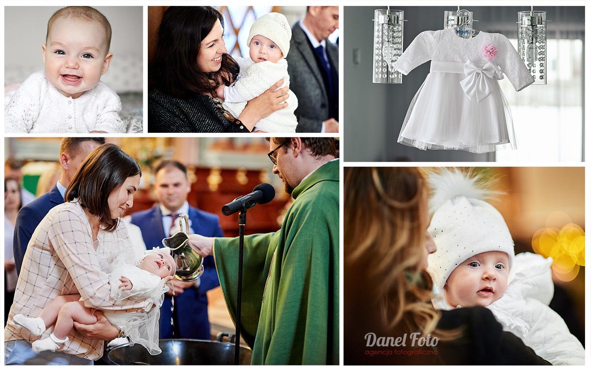Fotografie z chrztu świętego